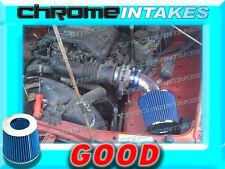 BLUE 98 99 00 01 02-04 ISUZU RODEO/TROOPER/PASSPORT/SLX 3.2L/3.5L V6 AIR INTAKE