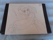 Lady Oscar Rose Versailles Araki disegno per cel Michi Himeno character design