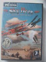 68595 - Sky Aces [NEW / SEALED] - PC () Windows XP UWB047