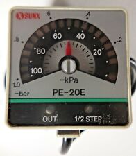 SunX PE-20E LED Bar Display Pressure Sensor
