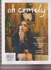 OH COMELY Magazine #34 DEC 2016, STORIESFILMMUSICFASHIONMISCHIEFIDEAS.