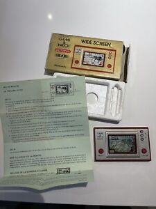 Game & Watch Octopus Fr Version - Complet In Boxe