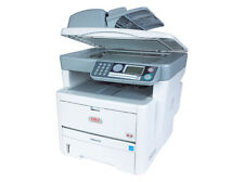 OKI MB470 Multi Function All-In-One Printer With 80% Toner