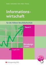 Bürodesign GmbH 2. Schülerband - Informationswirtschaft für die Höhere Berufsfa…