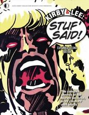 Kirby & Lee: Stuf' Said! (Expanded Second Edition) by John Morrow 9781605490