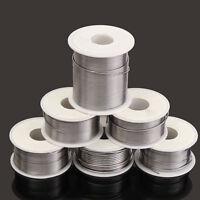 New 63/37 2% Flux Tin lead Solder Wire Rosin Core Soldering Reel Tube 50-200g