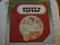 TWO FUN FILLED EVENINGS FROM DUFFY'S TAVERN VINYL LP 1978 GOLDEN AGE RECORDS EX