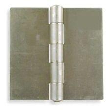 Battalion 4PA66 Steel Butt Hinge Full Mortise 2 1/2 inch Set of 3