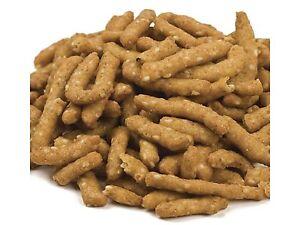 Narrow(Lightly Salted) Sesame Snack Sticks 2 lbs. ~ YANKEETRADERS ~FREE SHIPPING