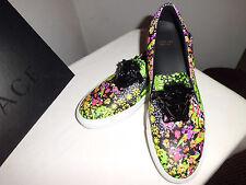 Versace Palazzo  Medusa Sneakers  Multicolor  size  IT 40