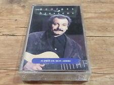 GEORGES BRASSENS - K7 audio / Audio tape !!! AUPRES DE MON ARBRE !!!