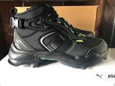 Puma x Nitefox Boot Helly Hanson 37354901 Black/Green NEW 2020 FALL