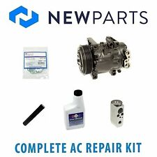 NEW Complete A/C Repair KIT With Compressor & Clutch Fits Infiniti M45 2003-2004