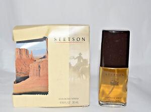 NIB Stetson Cologne Spray 1.18 oz