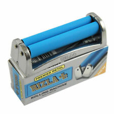 Genuine RIZLA REGULAR SIZE Premium Metal Cigarette Rolling-Machine Combi