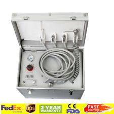 Us Portable Dental Delivery Unit Three Way Syringe Suction System Machine Fda