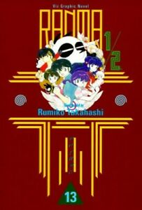Ranma 1/2 (vol. 13) by Takahashi, Rumiko Paperback Book The Cheap Fast Free Post