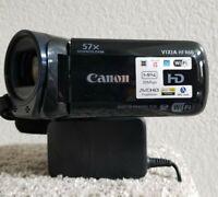 Excellent! CANON (Vixia HF R60) FULL HD MP4 WiFi CAMCORDER w/Bag BUNDLE