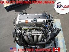 02-05 JDM HONDA CIVIC Si 2.0L i-VTEC ENGINE ONLY K20A3 K20A ENGINE