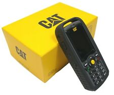 Caterpillar CAT B25 - Black (Unlocked) Cellular Phone