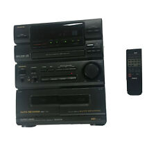 1992 AIWA NSX-330 Stereo System CD/DUAL CASSETTE/RADIO/SX-N330 For Parts