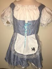"Wizard Of Oz, ""Dorothy"" Halloween Costume"