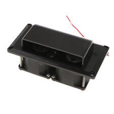 RV Camper Motorhome Trailer Air Vent Ventilation Blower Cooling Fan Black