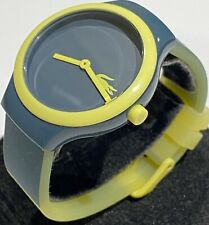 Lacoste silicone watch LC.90.4.47.2718 new battery