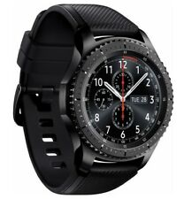 Samsung Galaxy Gear S3 Frontier SM-R765V Verizon LTE Smart Watch 46mm Black