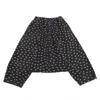 COMME des GARCONS COMME des GARCONS Dropped Crotch Pants Size XS(K-91113)