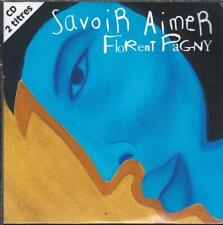 Savoir Aimer - Florent Pagny - CD 2 titres [Bon état]