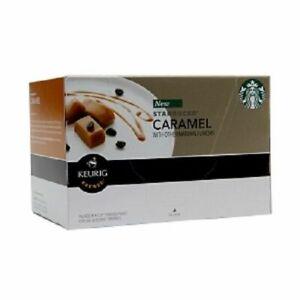 Starbucks Caramel Coffee Keurig K-Cups
