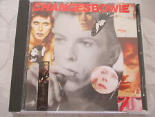 David BOWIE-changes-EMI Swindon CD digitally remastered by Toby Mountain
