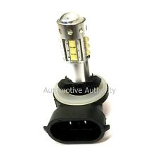 Fits Club Car DS 1999+ & 2004+ Precedent Golf Cart 80W LED Headlight Bulb