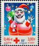 Y&T n° 3436 Croix Rouge  2001 NEUF **