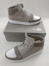 Men's High Top Sneakers Joe's Jeans Suede Shoes Size 13 NIB