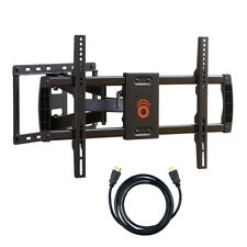 "ECHOGEAR Full Motion Articulating TV Wall Mount for 37-70"" LED, LCD, Plasma TVs"