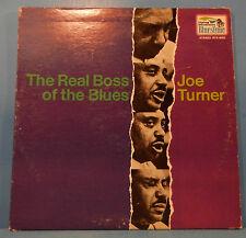 BIG JOE TURNER THE REAL BOSS OF THE BLUES LP 1969 ORIGINAL PLAYS GREAT! VG/VG+!!