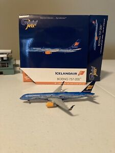 Icelandair 757-200 1:400 80 Years Of Aviation