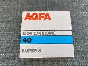 AGFA MOVIECHROME 40 Super 8