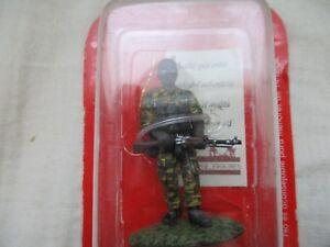 Soldat de plomb forces d'élite Altaya - RECONNAISSANCE COMMANDO SOUTH AFRICA