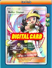FA Nanu FULL ART 179//181 for Pokemon TCG Online PTCGO, Digital Card