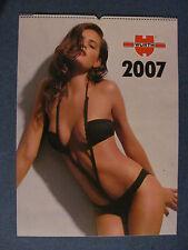Würth Kalender 2007 an Sammler