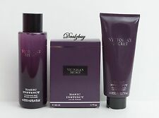 Victoria's Secret BASIC INSTINCT EDP Parfum. Mist and Lotion FREE SHIPPING