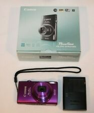 Canon PowerShot ELPH 340 HS 16.0MP Digital Camera - PURPLE
