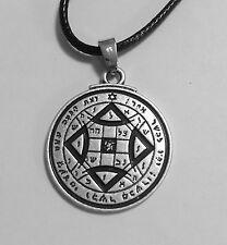 Talisman pour atteindre Love Pendentif sceau Amulette hermétique Kabbalah Salomon UK
