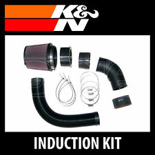 K&N 57i Performance Air Induction Kit 57-0648-1 - K and N High Flow Part
