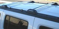 Hummer H3 and H3T Aluminum Roof Rack Cross Bars w/ Chrome Letters