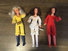 1977 Hasbro Charlie'S Angels Vintage Collectible Dolls,Spelling Goldiber Origina
