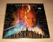 Laserdisc Film - Star Trek - First Contact - Laserdisk Englisch Neu OVP
